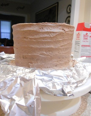 1 2 3 4 Cake Recipe With Chocolate Ermine Frosting Melba Martin Copy Me That