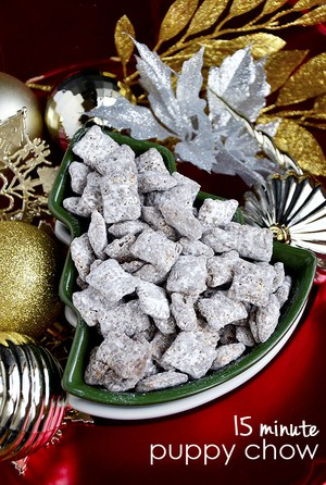 kim - Christmas Puppy Chow