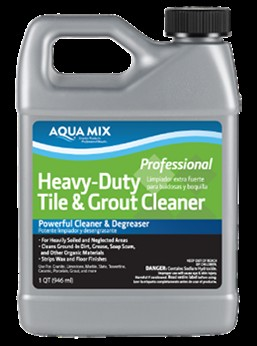 Aqua Mix Heavy Duty Tile Grout Cleaner Custombuildingproducts Fae