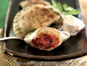 recipe: beet pierogies [2]