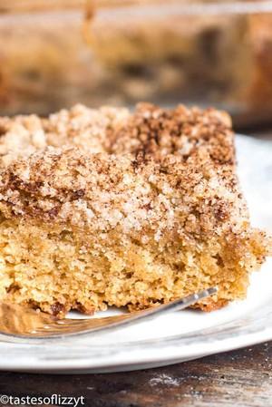 recipe: buttermilk streusel coffee cake [35]