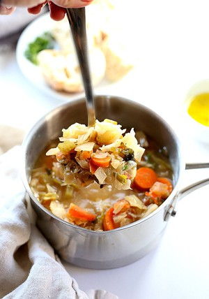 Cabbage soup diet recipe in a spicy miso broth gaby ampudia copy cabbage soup diet recipe in a spicy miso broth gaby ampudia copy me that forumfinder Image collections