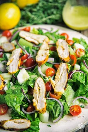 Chicken Shawarma Salad | Jennifer K | Copy Me That