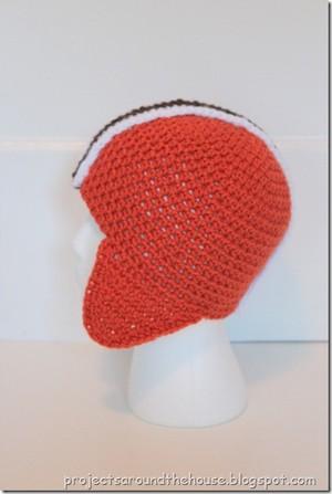 Crochet Football Helmet Hat Pattern Grammasherri Copy Me That