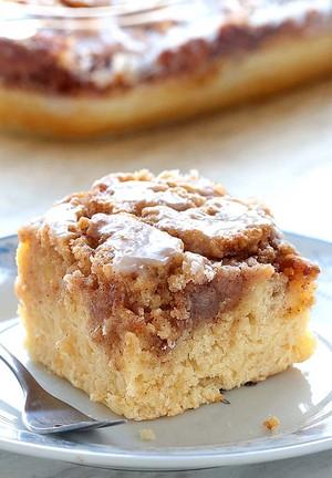 Cakescottage Coffee Cake