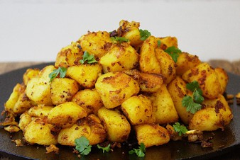Easy Bombay Potatoes | Todds Kitchen | Copy Me That