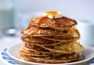 Homemade WholeGrain Pancake Mix Melba Martin Copy Me That
