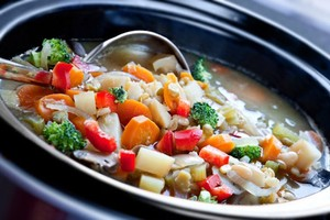 How to make sacred heart diet soup eating plan and soup | ruth.