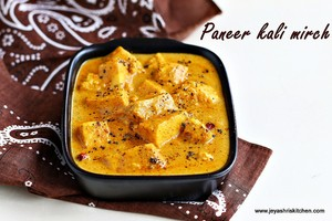 Jeyashri\'s Kitchen: Dum Paneer Kali Mirch | Neha Goyani | Copy Me That