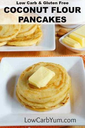 Coconut flour pancakes keto rml recipes copy me that ccuart Gallery