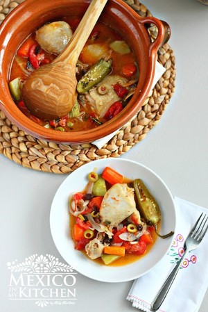 Mexico in my kitchen easy chicken stew olla tapada authentic mexico in my kitchen easy chicken stew olla tapada authentic mexican food recipes traditional blog atlbelle copy me that forumfinder Gallery