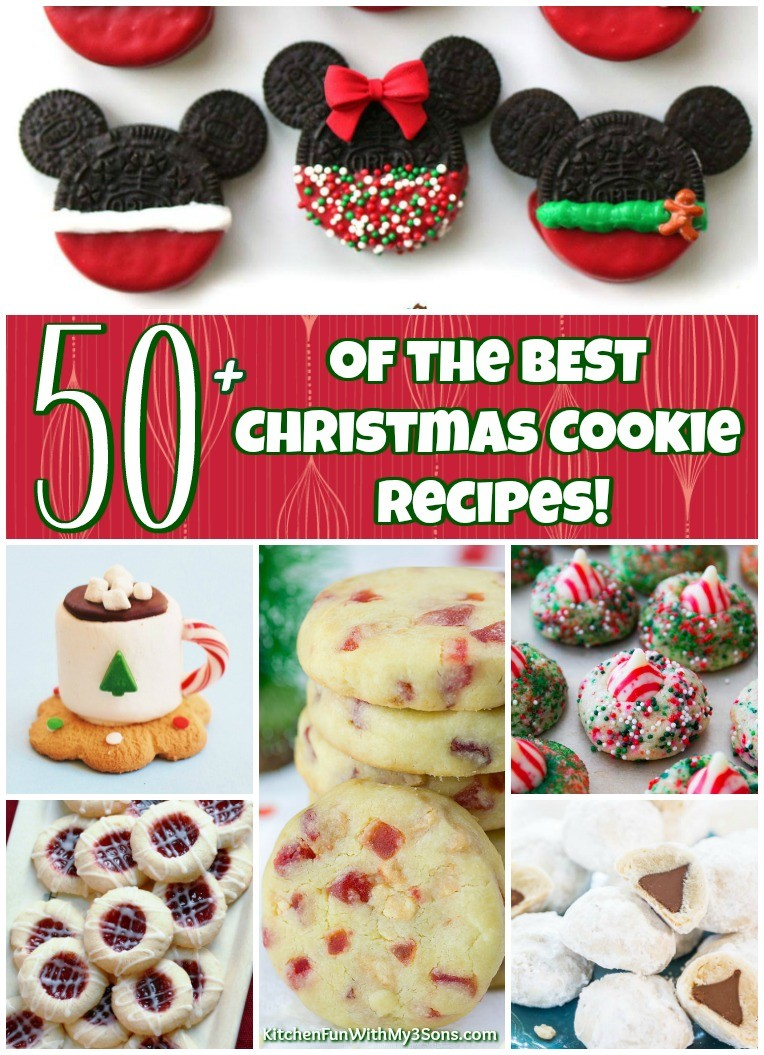 50 of the best christmas cookie recipes mebclardy copy me that - Best Christmas Cookie Recipes Ever