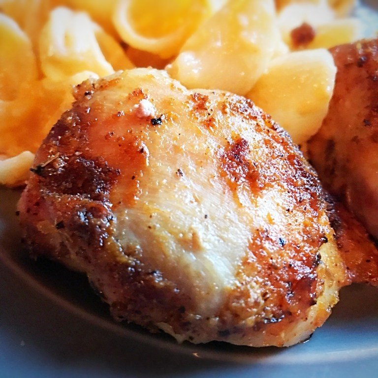 """""""That Man's Chicken"""" Breast (Air Fryer)"""