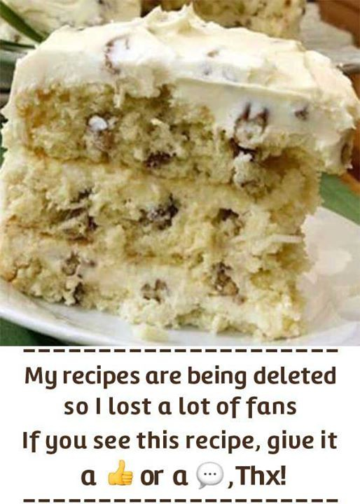 Cake Mix Italian Cream Cake Susan Haynes Vickery Copy Me That