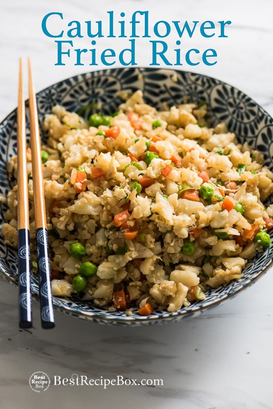 Cauliflower fried rice sue smith copy me that ccuart Choice Image
