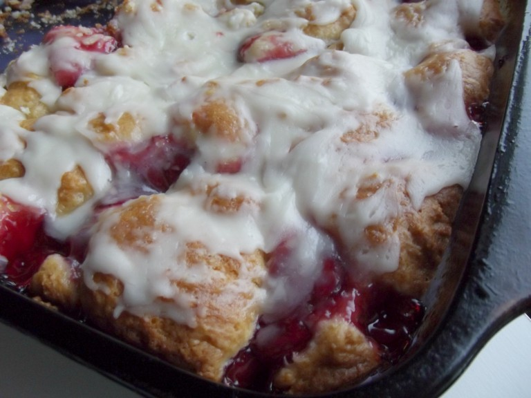 Cherry Coffee Cake Using Bisquick Sharonlee422 Copy Me That