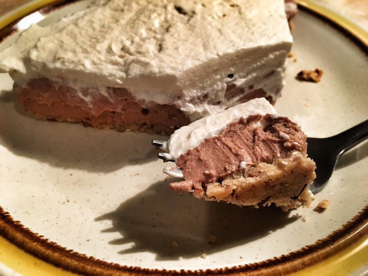 Chocolate Cheesecake Pie Keto Paul Sliwinski Copy Me