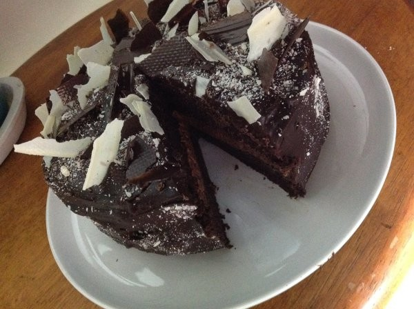 Devil S Chocolate Cake Thermomix