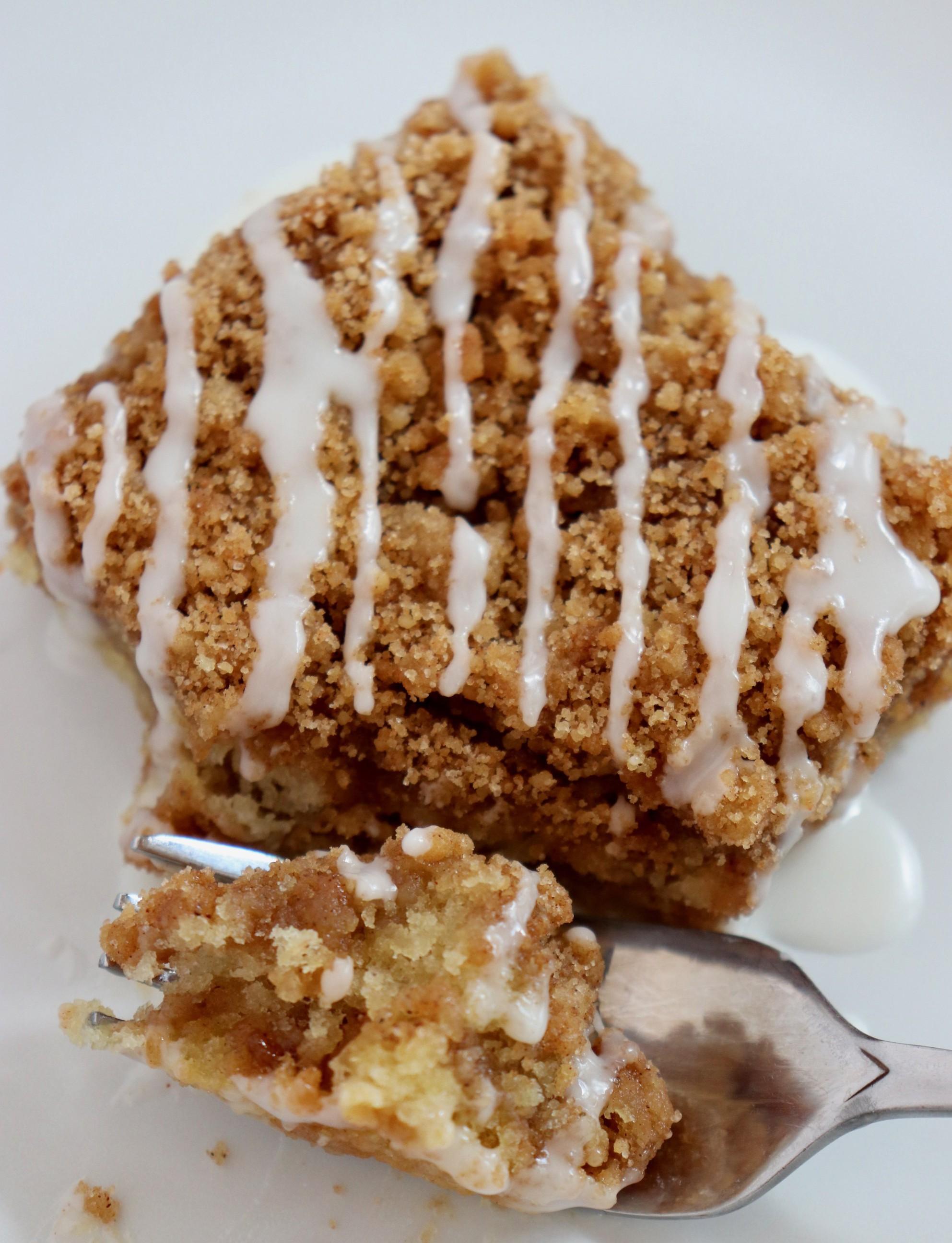 Cinnamon Streusel Coffee Cake Alicia Jacobs Copy Me That