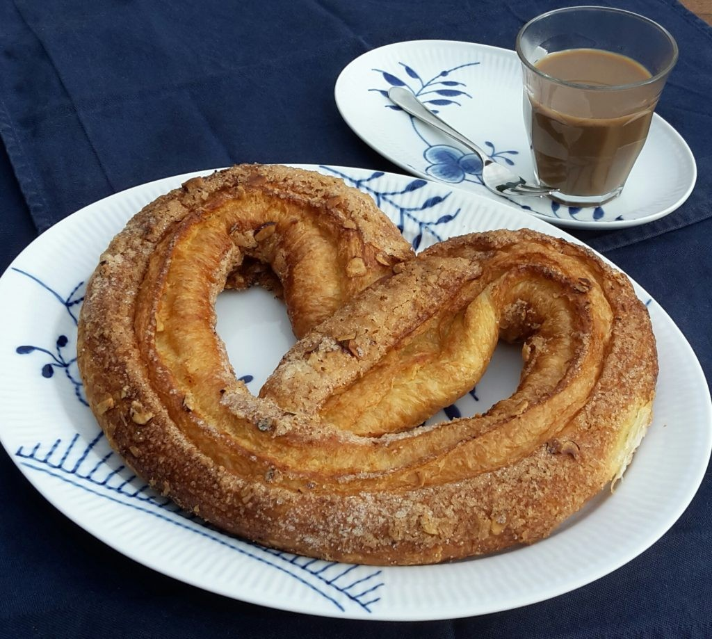 Danish Pretzel Cake Danish Kringle Melba Martin Copy Me That