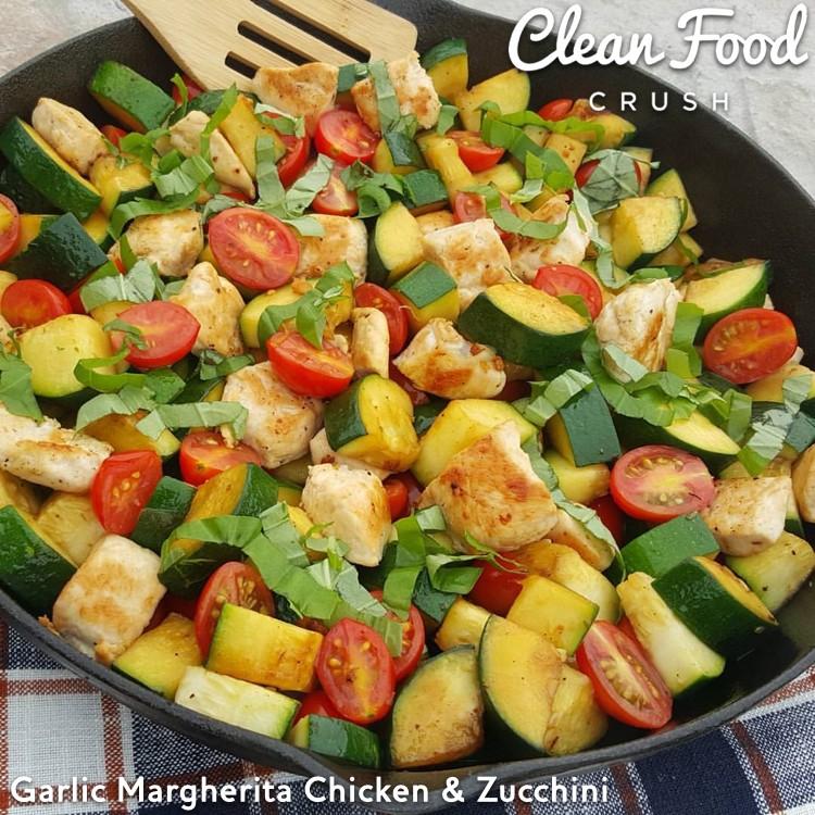 Garlic Margherita Chicken Zucchini Wild Thymes 10 Copy Me That