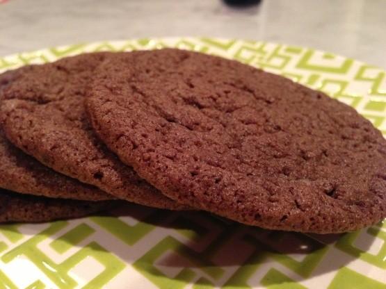Hersheys Chewy Chocolate Cookies