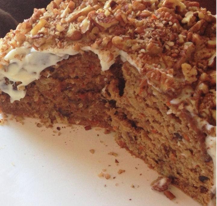 Original Carrot Cake Recipes Grams