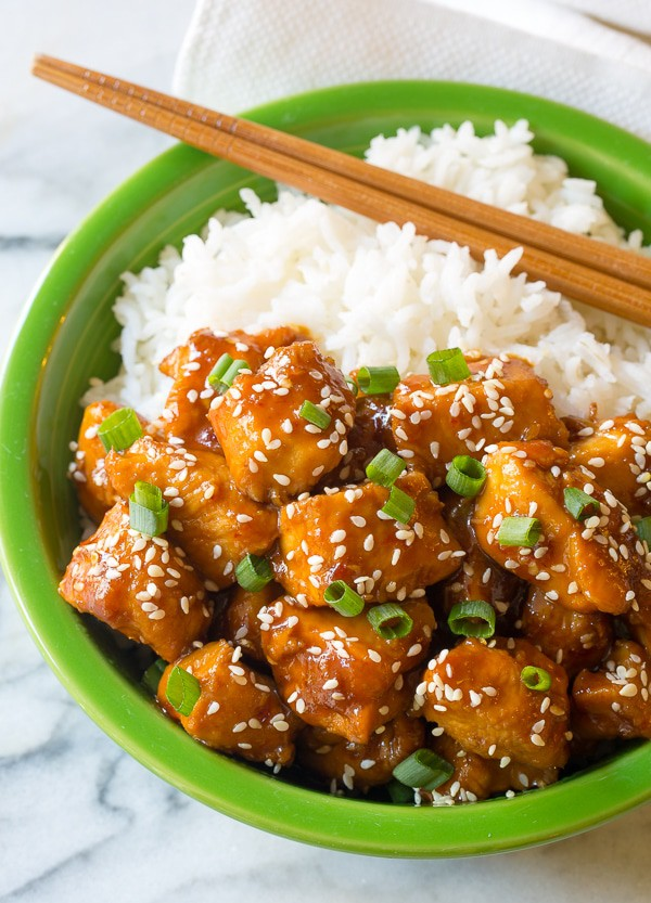 Instant Pot Chinese Sesame Chicken Video Blund Copy Me That
