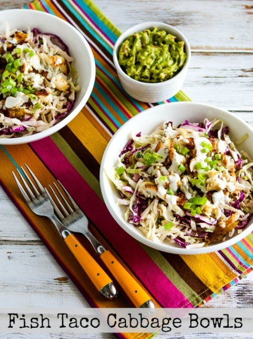 Low carb fish taco cabbage bowl the wellbornes copy me for Low carb fish recipes