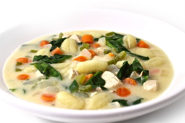 olive garden chicken gnocchi soup made skinny with weight watchers points shirley drozdiel copy me that - Olive Garden Gnocchi Soup