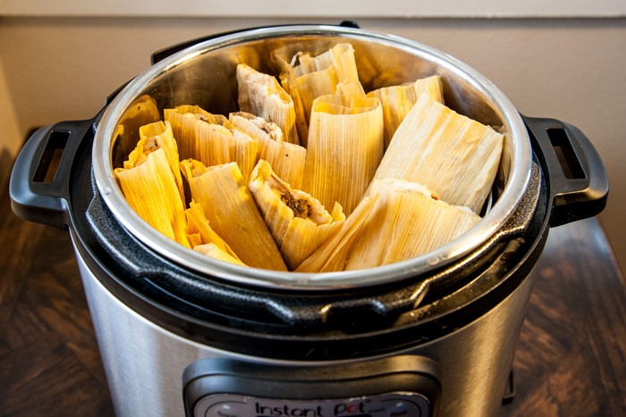 Cooking Tamales in an Instant Pot | oolichan