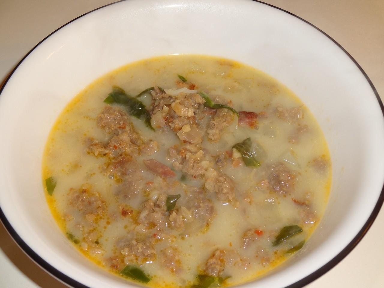 Zuppa Toscana (copy Cat Olive Garden) | Semigourmet | Copy Me That