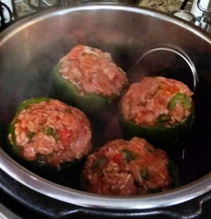 Instant pot stuffed bell peppers josie smythe copy me that forumfinder Gallery