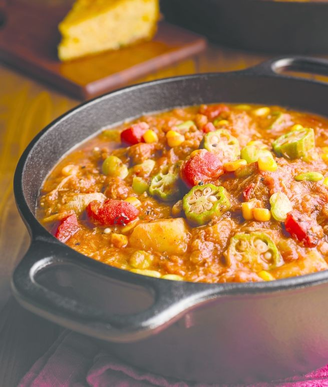 Instant Pot Brunswick Stew By Laura Arnold