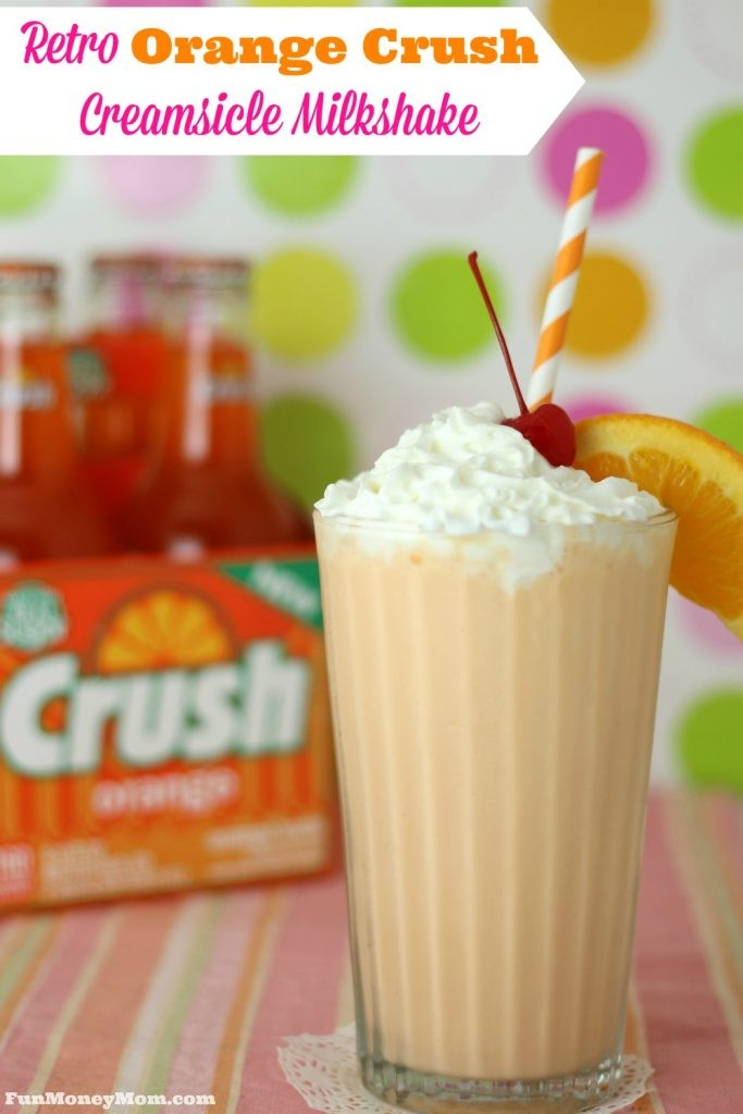 retro orange crush creamsicle milkshake coocoo copy me that