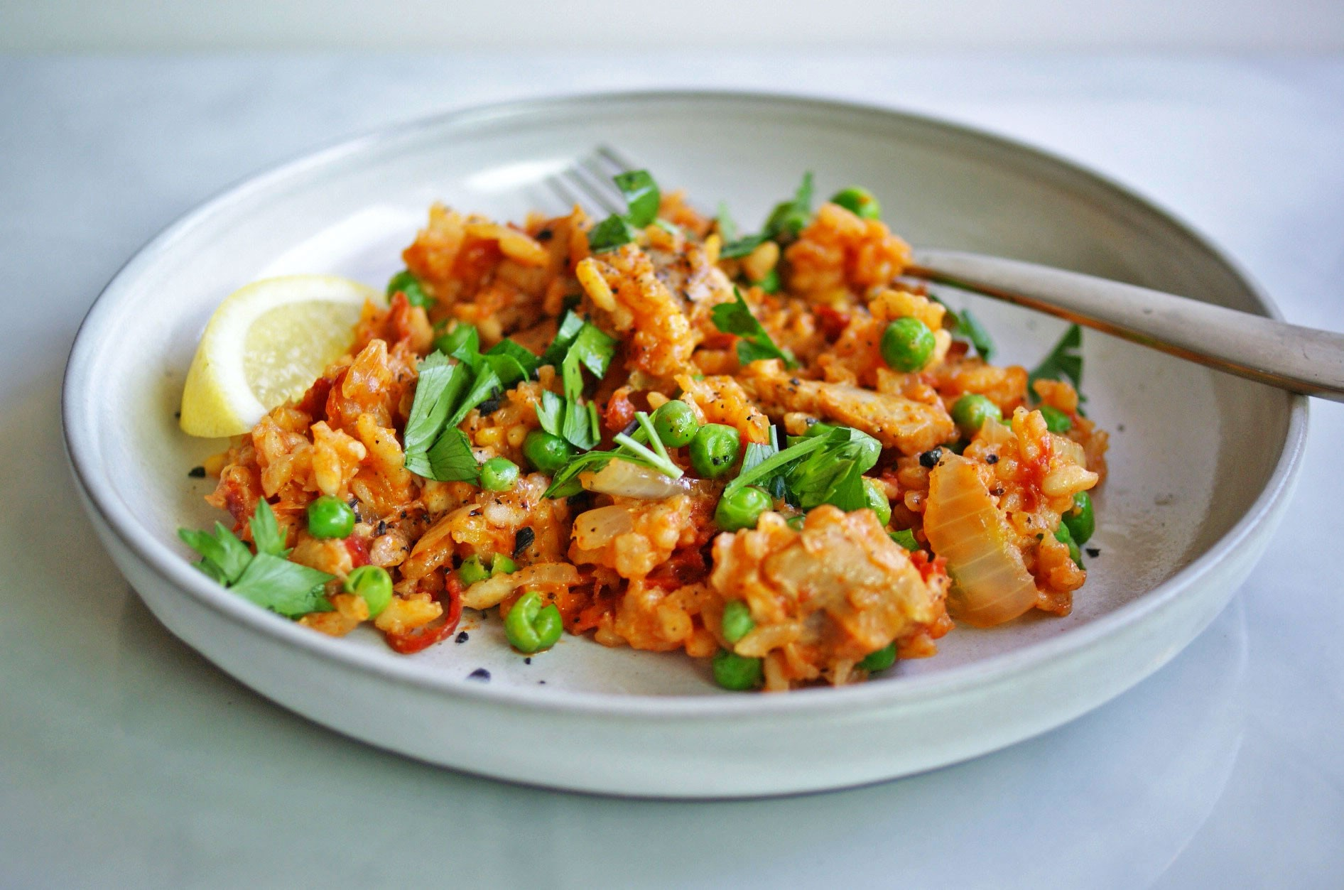 Watch Slow Cooker Paella video
