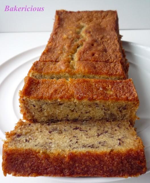 Banana Cake Recipe Plain Flour No Baking Powder