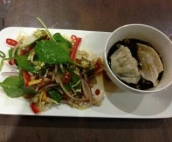 how to make dumplings thermomix