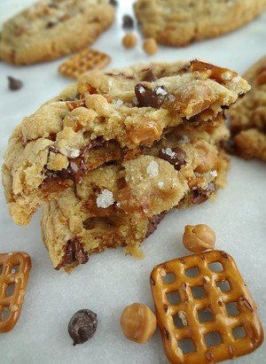 tammy nugent - Kitchen Sink Cookies