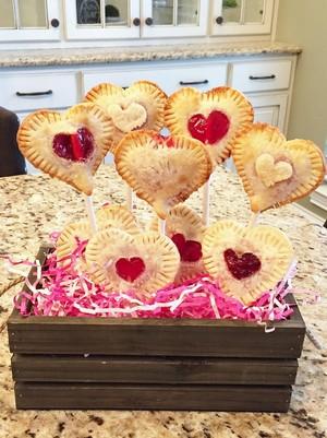 valentines day pie
